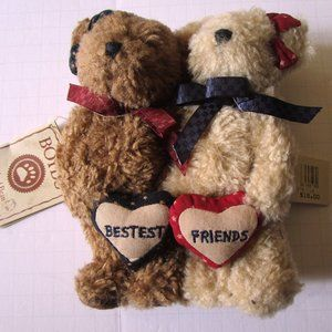 Boyds Best Friend Bears - Laverne & Shirley